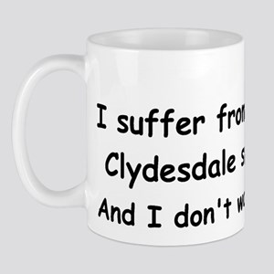 Multiple Clydesdales Mug