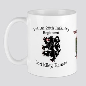 1st Bn 28th Infantry Mug