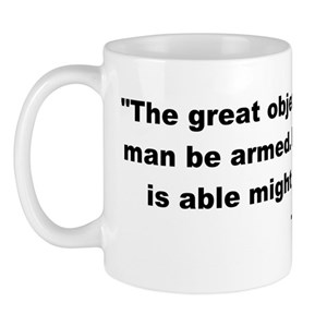 Henry: The great object Mug