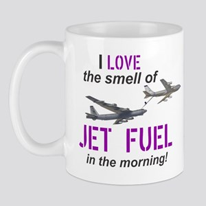 Kc-135r I Love The Smell Of Jet Fuel Mug Mugs