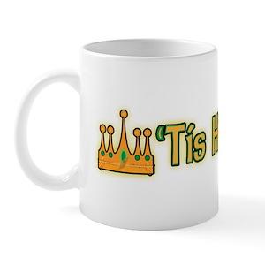 Tis Himself Irish Mug