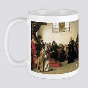Luther at Worms (German) Mug