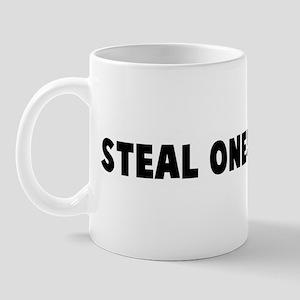 Thunder Stealer Mugs - CafePress