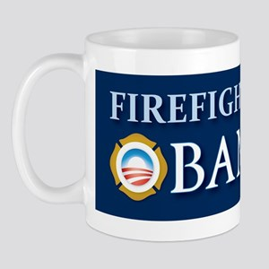 Bumper Sticker: FF4 Obama 2012 Mug