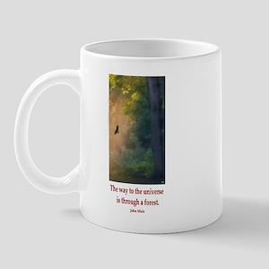 Way to the universe Mug
