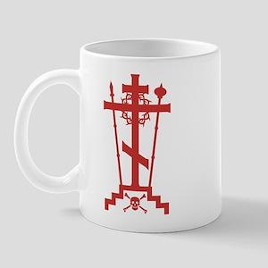 Orthodox Schema Cross Mug