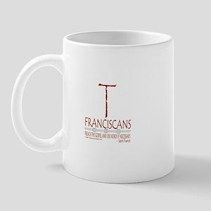 Franciscans 1 Mugs