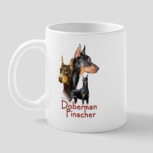 Doberman Pincher-1 Mug