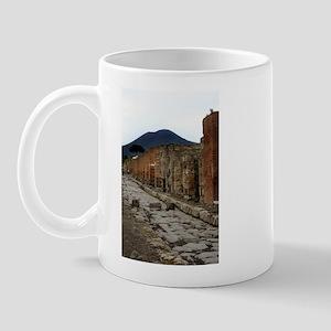 Mt. Vesuvius & Pompeii Mug