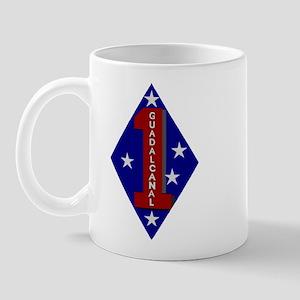 1st Marine Division Mug