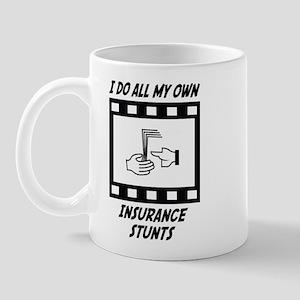 Insurance Stunts Mug