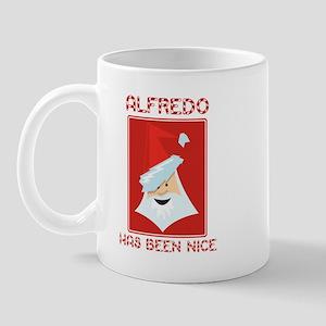 ALFREDO has been nice Mug