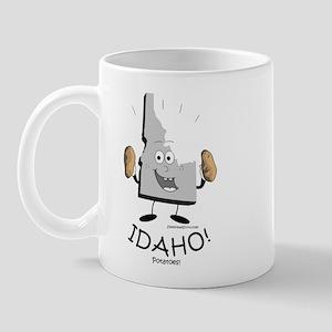 Idaho_potatoes Mugs