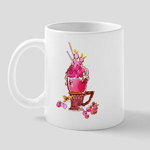 Strawberry Parfait Mug