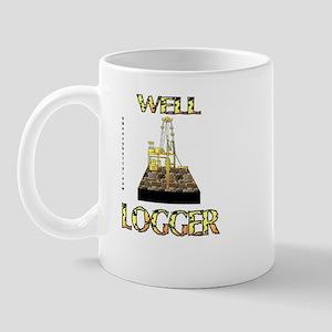 Well Logger Mug