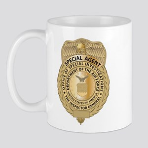OSI Badge Mug
