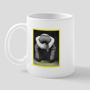 lean way forward Mug