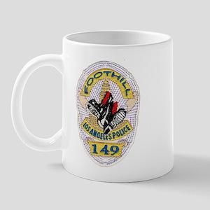 L.A. Foothill Division Mug