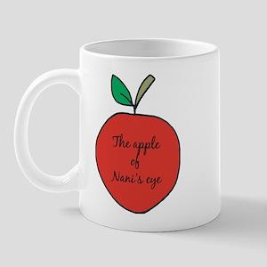 Apple of Nani's Eye Mug