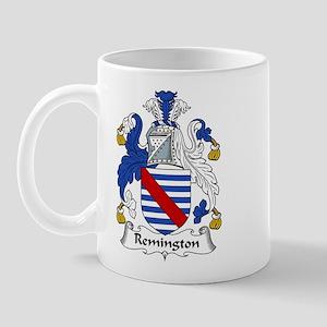 Remington Family Crest  Mug
