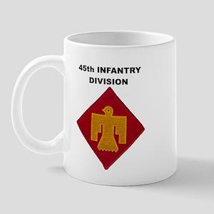 45th INfantry Division Mug