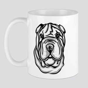 Toy Chinese Shar Pei Mug