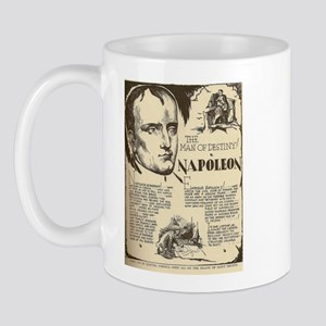 Napoleon Bonaparte Mini Biography Mugs