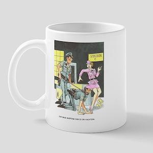 NAUGHTY CARTOON Mug