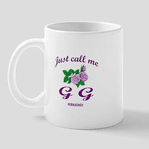 GG LEFTY Mug