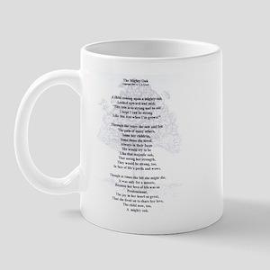 The Mighty Oak Mug