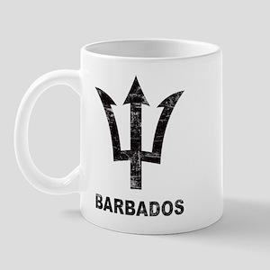 Vintage Barbados Mug