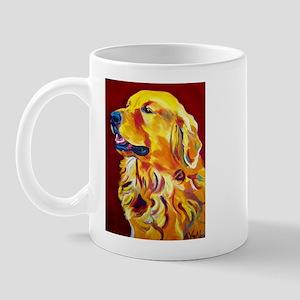 Golden #1 Mug