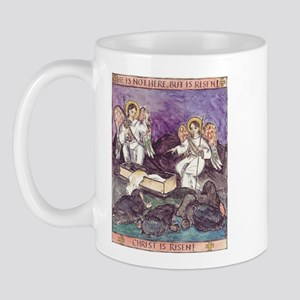 He is not Here - He is Risen! Mug