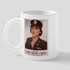 Army Nurse Corps Mug