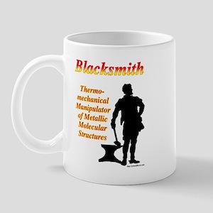 Thermomechanical Manipulator Mug
