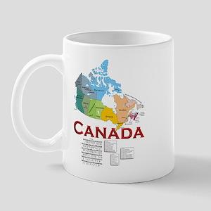 O Canada: Mug