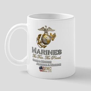 Once a Marine... Mug