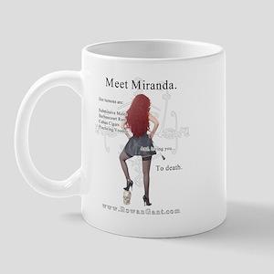 Meet Miranda Mug