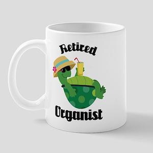 Retired Organist Mug