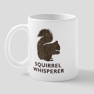 Vintage Squirrel Whisperer Mug