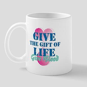 Gift of Life BD Mug