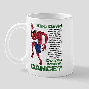 Do You Wanna Dance? Mug