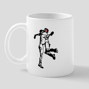 Wainwright & Molina black Mug