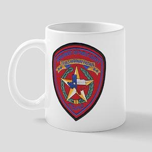 Texas Trooper Mug