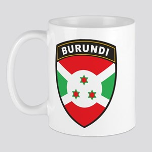 Burundi Mug
