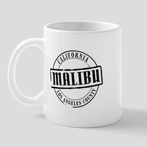 Malibu Title Mug