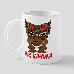 Big Kahuna Tiki God Mug