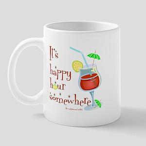 It's 5 O'Clock Somewhere Mug