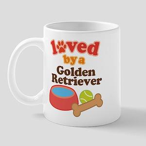 Golden Retriever Dog Gift Mug