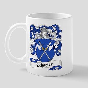 Schaefer Family Crest Mug